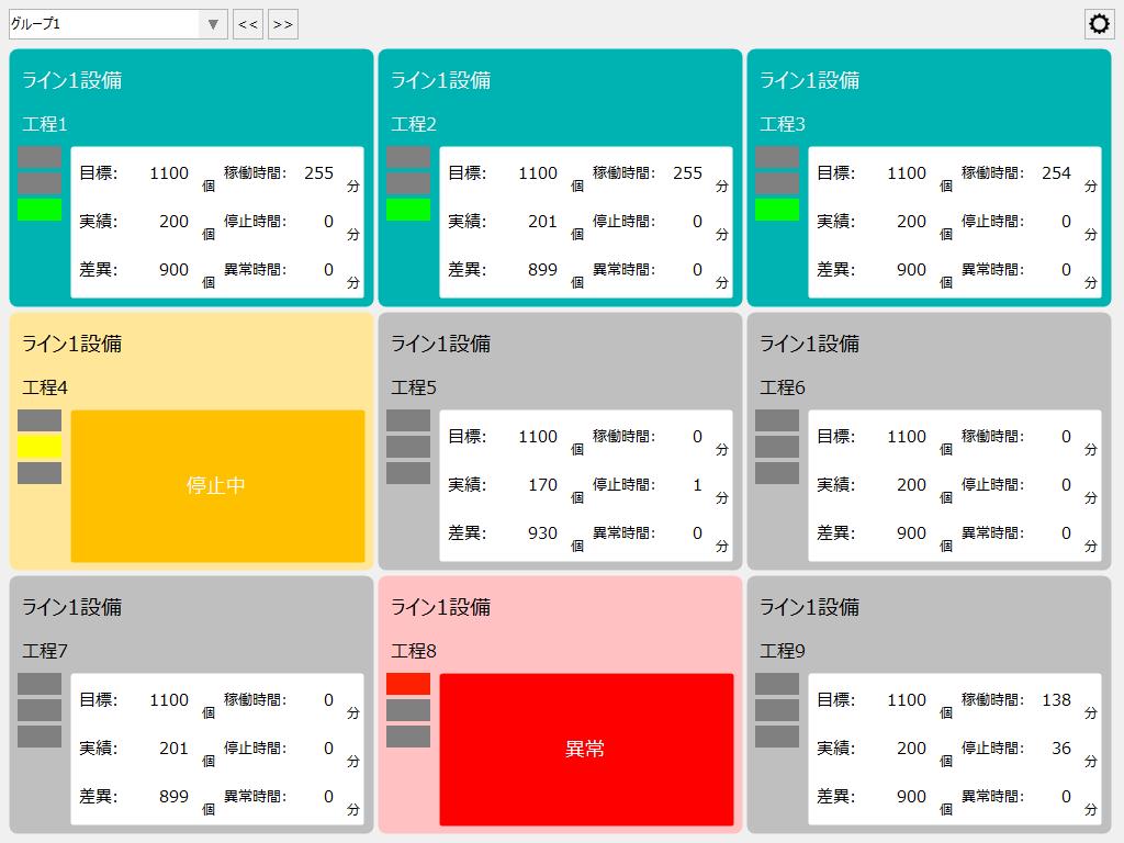 マニュアル > 監視システム構築ガイド > 主要機能の構築 > 稼働監視 ...